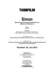 SIMON - Thimfilm