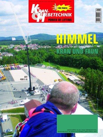 KRAN UND FAUN - NFM Verlag Nutzfahrzeuge Management