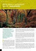 Mŕtve drevo - živé lesy - Page 4