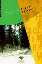 Estrategia de Innovación Agraria para Bosque Nativo - Fia