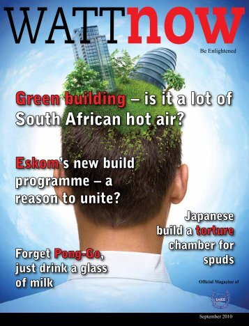 download a PDF of the full September 2010 issue - Watt Now ...