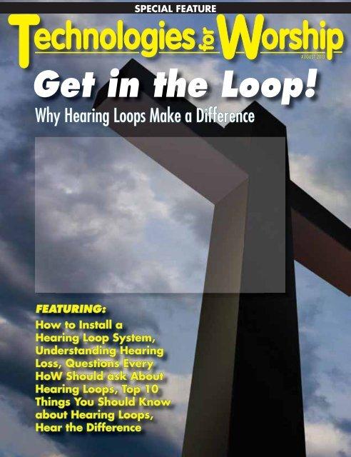 here - Hearing Loop