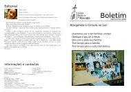 Boletim Maio a Agosto 2008 net - Igreja Baptista de Almada