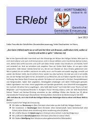 Download der Ausgabe Nr. 60 - Juni 2013 als PDF-Datei