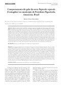 art01 - omena júnior.indd - Sociedade Brasileira de Ornitologia - Page 7