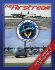 April - Youngstown Air Reserve Station