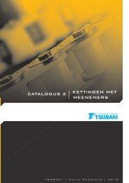 CATALOGUS 2 | KETTINGEN MET MEENEMERS - Tsubaki Europe