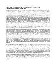 und Betontechnologen HSLU-T&A - Verband Schweizerischer ...
