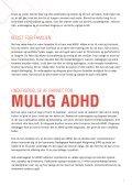 Mit barn har vanskeligheder, kan det skyldes ADHD? - Page 5