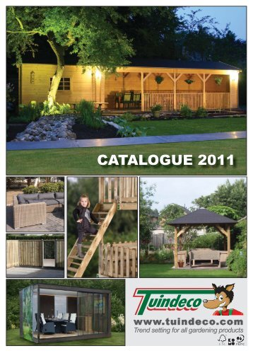 Brochure 1 - Taylors Garden Buildings
