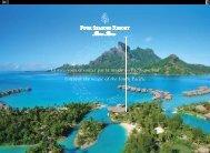 Laissez-vous envoûter par la magie du Pacifique Sud Uncover the ...