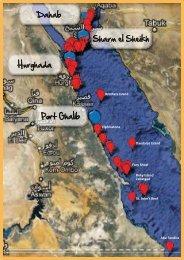 Sea Queen Routes - Liquid Diving Adventures
