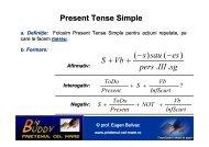 Present Tense Simple - PRIETENUL cel Mare – Big BUDDY