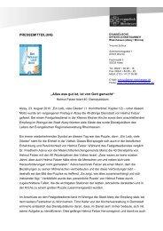 100823_az_dienstjubiläum helmut fetzer - Evangelische Kirche in ...