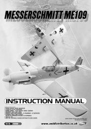 Messerschmitt Bf 109 – 120 - CML Distribution