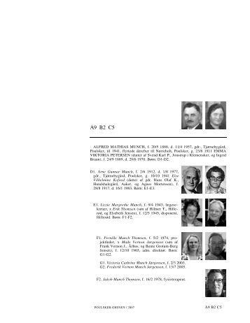 A9 B2 C5 - Lauegaardsfamilien