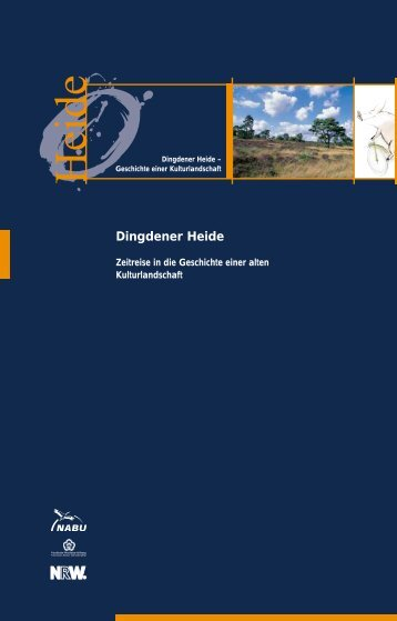 Dingdener Heide - NRW-Stiftung