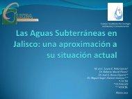 Las Aguas Subterráneas en Jalisco - Comisión Estatal del Agua de ...
