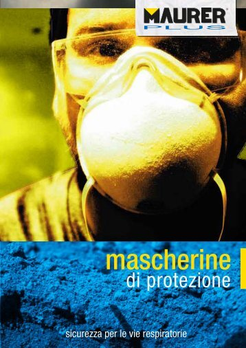 Mascherine Protettive - Maurer - Ferritalia