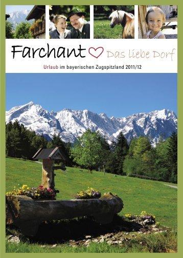 Farchant Das liebe Dorf s liebe Dorf