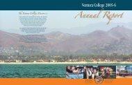 Ventura College 2005-6 Annual Report