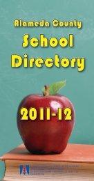 Alameda County Alameda County - Alameda County Office of ...
