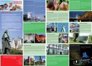 Nordrhein-Westfalen-Karte - Tourismus NRW e.V.