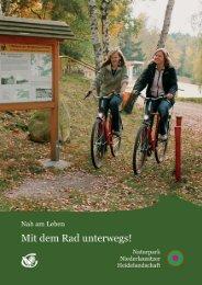 Gästeservice Carola Meißner - Naturpark Niederlausitzer ...