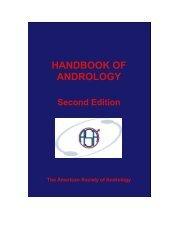 HANDBOOK OF ANDROLOGY - Best Hospitals, US News best ...