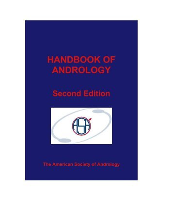 HANDBOOK OF ANDROLOGY - Best Hospitals, US News best ...