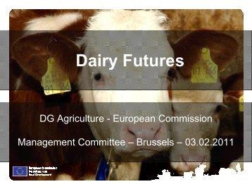 Dairy Futures