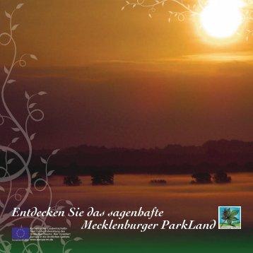 Entdecken Sie das sagenhafte Mecklenburger ParkLand