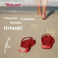 Urlaub! - Stephan Rudloff