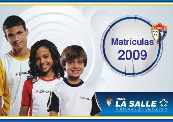 Matrículas Novas - La Salle