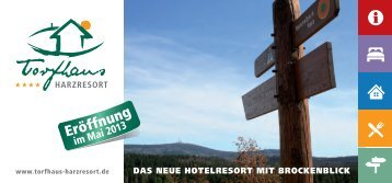 PDF, 2MB - Torfhaus HARZRESORT