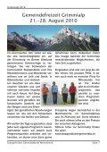 Gemeindebrief Herbst 2009.indd - Evangelische Kirchengemeinde ... - Page 7