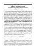 Demande de renouvellement (2007-2010) - Cesbio - Page 7