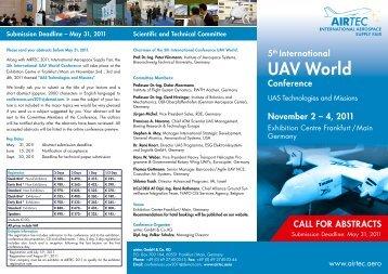 UAV World - Airtec