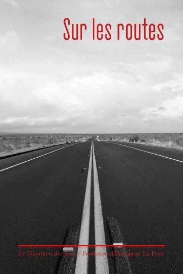 Sur les routes - Le marathon des mots