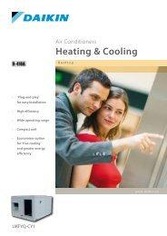 Heating & Cooling - Daikin