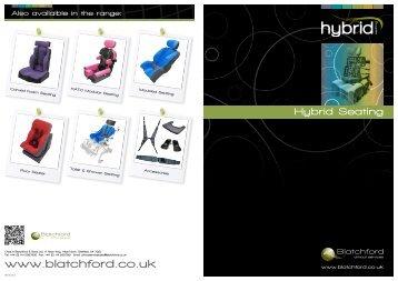 Hybrid Seating - Blatchford
