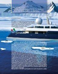 """55m """"ice class"""" una sfida nella sfida - Perini Navi"""