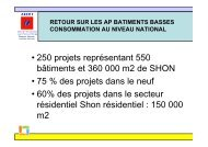 Effinergie en Languedoc-Roussillon - Derbi