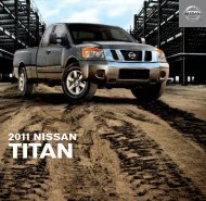 2011 Nissan Titan - VIN Solutions