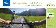 Österreich Deutschland - E- Bike Testcenter Oberstdorf