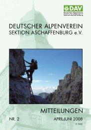 stein - Alpenverein-Aschaffenburg.de