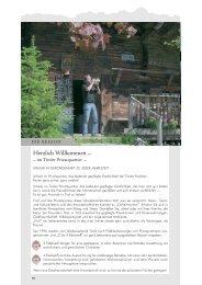 Herzlich Willkommen ... - Silberregion Karwendel