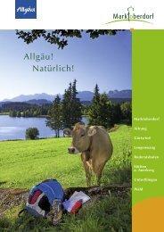 PDF 6 MB - Touristik Marktoberdorf