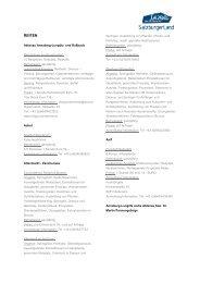 Infoblatt Reiten (PDF) - Salzburger Land