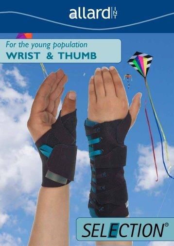 wrist & thumb - Allard International